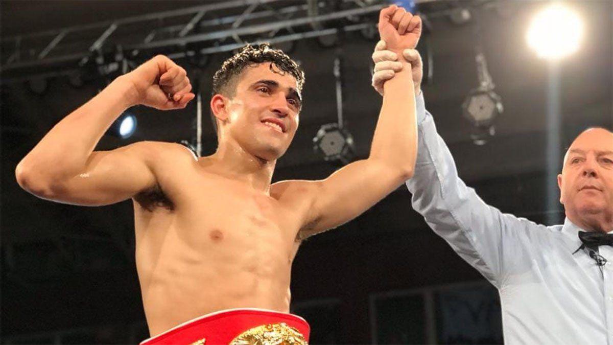 Kevin Muñoz peleará por el título mundial en Colombia