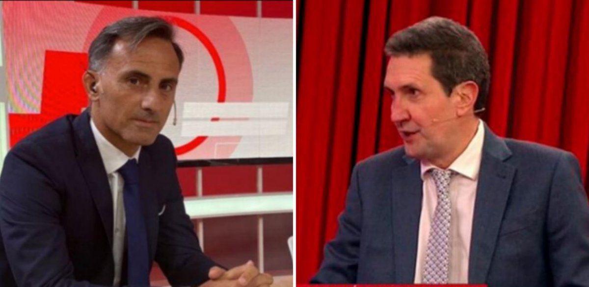 Miguel Simón y Diego Latorre, la nueva dupla táctica de ESPN