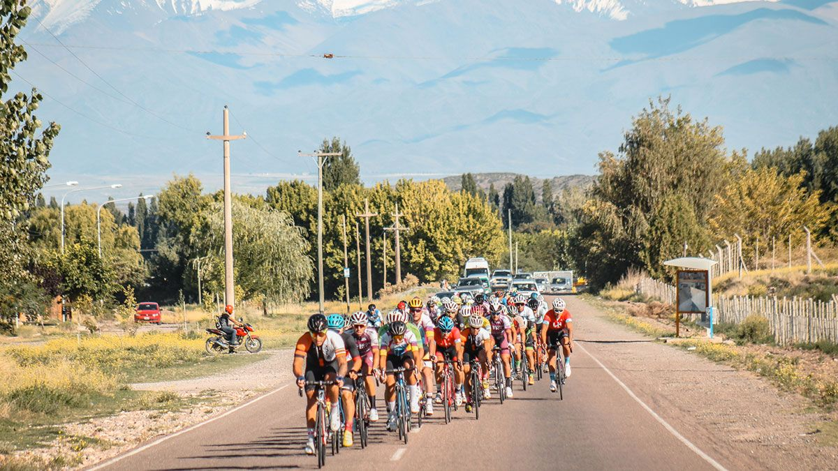 Adrián Chávez se quedó con la 11° Vuelta a Tupungato
