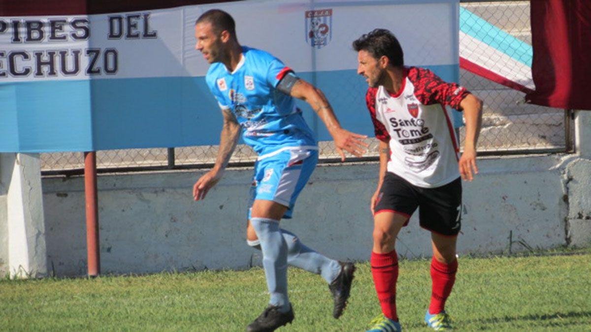 El delantero Nicolás Aguirre no se guardó nada del arbitraje de Nelson Bejas.