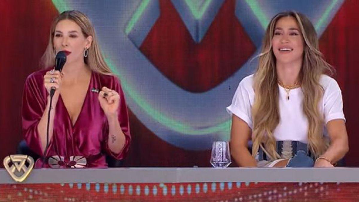 Guillermina Valdés y Jimena Barón.
