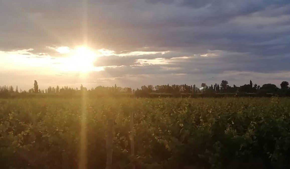 Pronóstico del tiempo: hasta cuándo las tormentas en Mendoza. Foto de Marcelo Sánchez