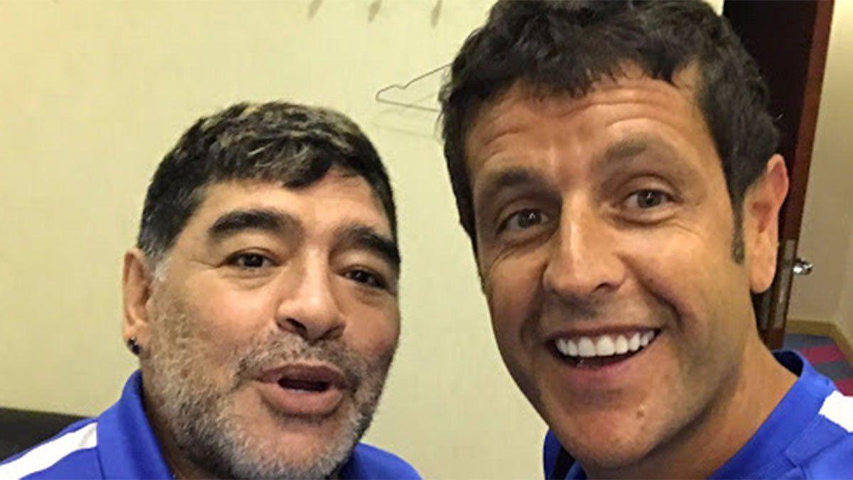 La cruda revelación de Maradona a un amigo: Estoy cansado, me voy con mi mamá y mi papá