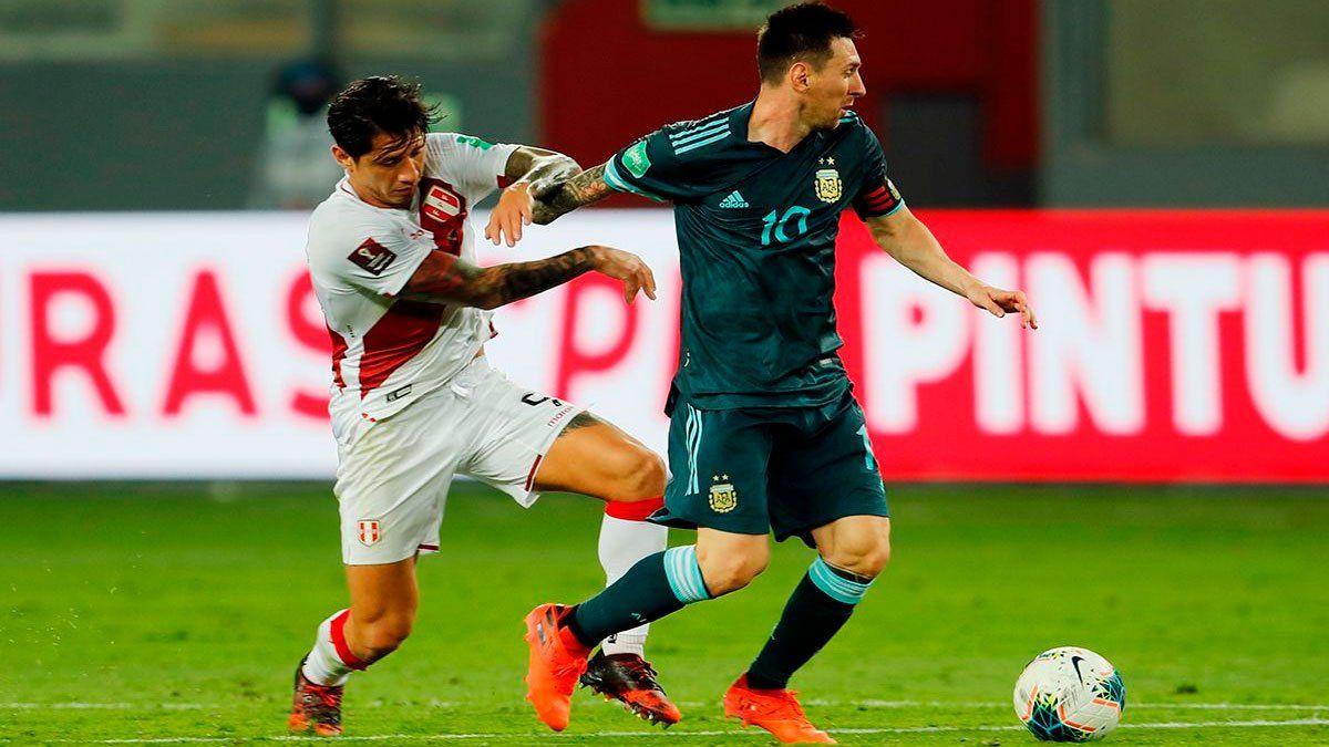 Conmebol y FIFA, a cuarto intermedio por las Eliminatorias