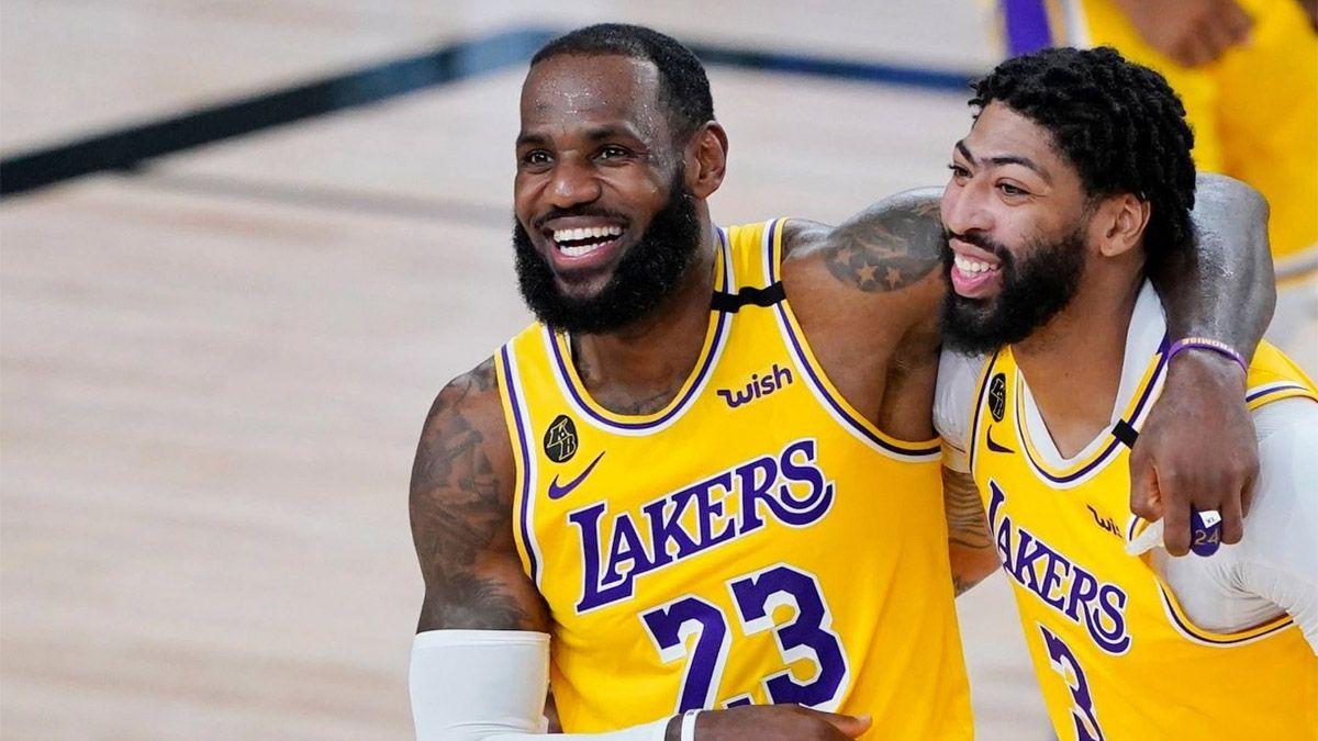 NBA: Los Ángeles Lakers vencieron de nuevo a Denver Nuggets