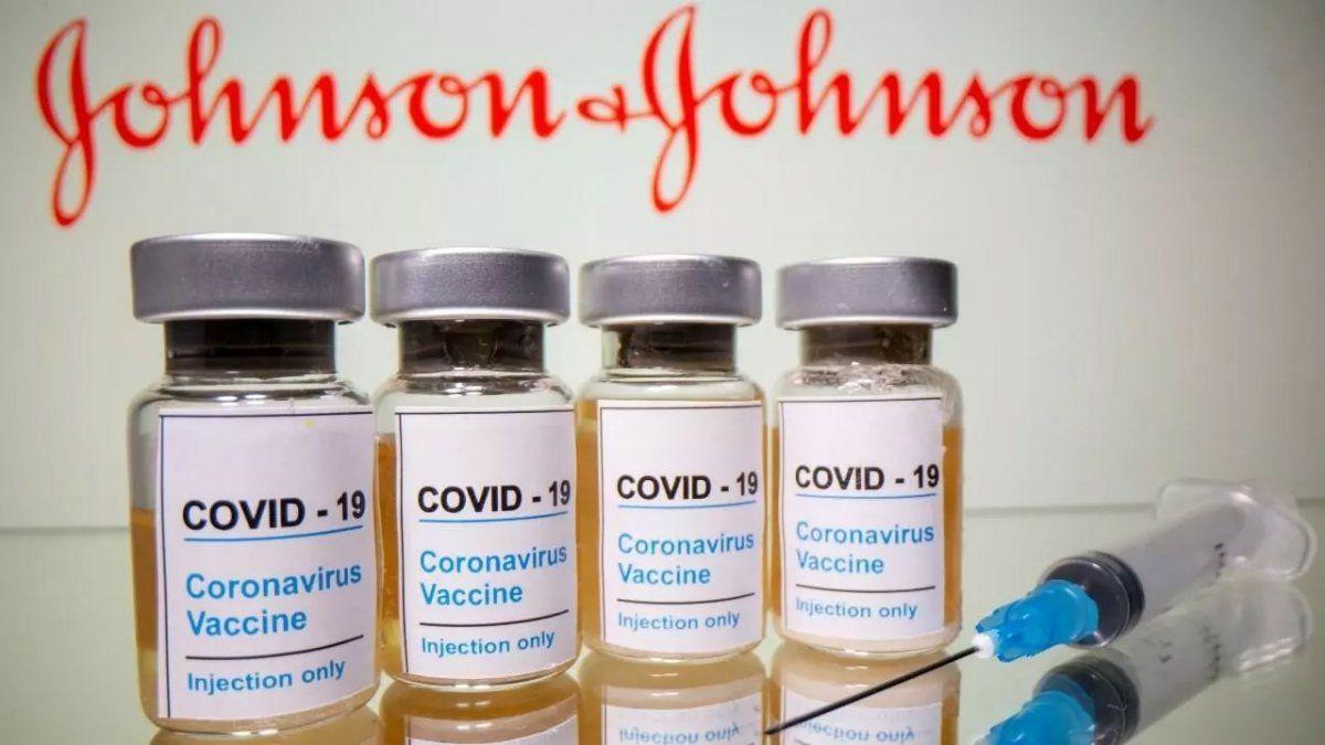 Por coágulo raro y grave, pidieron suspender la vacunación con Johnson & Johnson