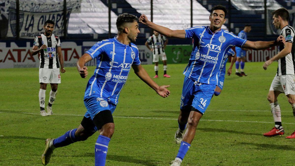 El goleador Martín Ojeda y Luciano Pizarro serán titulares ante el Ciclón.