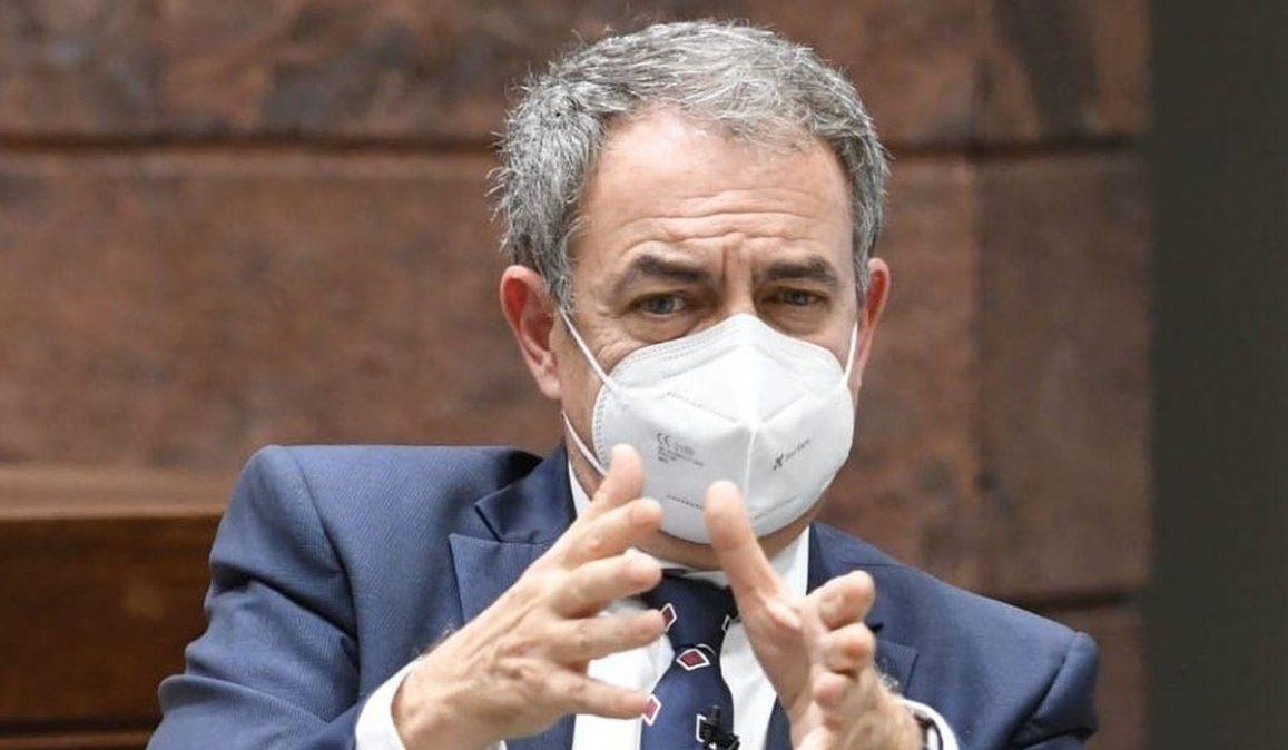 Una carta conteniendo dos balas dirigida al expresidente español Rodríguez Zapatero fue interceptada en una oficina de correos y la policía investiga su procedencia