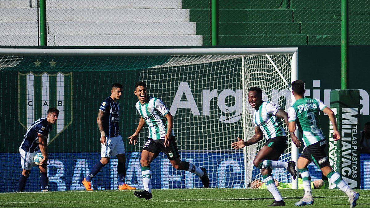 Godoy Cruz perdió ante Banfield por un golazo de Cuero