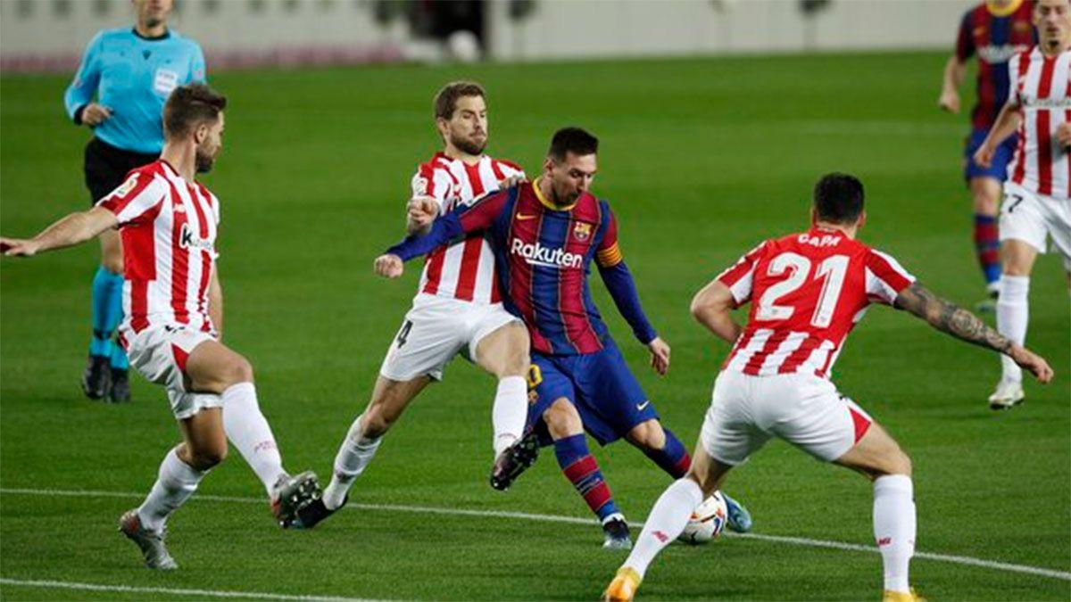 Barcelona y Messi van por un nuevo título en la Copa del Rey