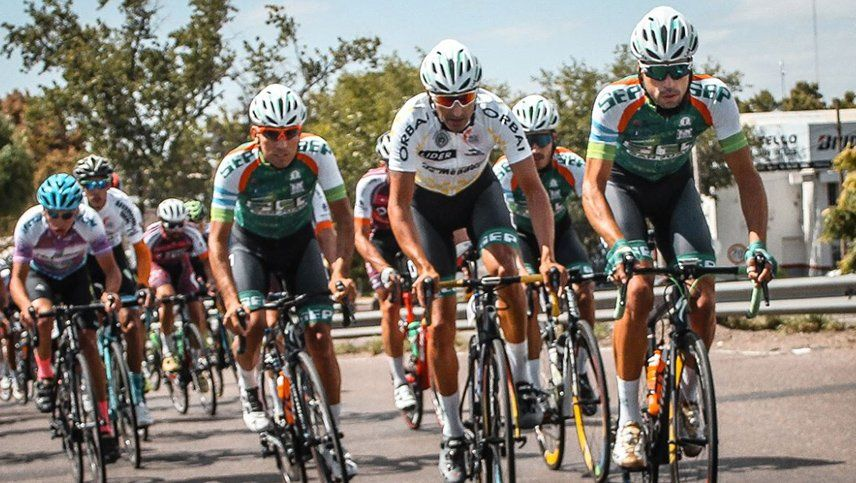 Dotti se quedó con la etapa Reina y quedó a un paso de ganar su quinta Vuelta