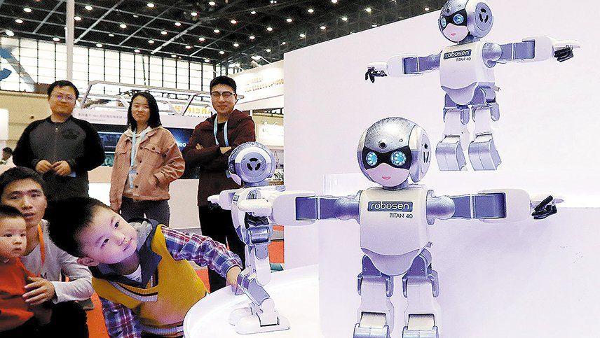 La demanda de los robots de compañía y de asistencia médica será enorme