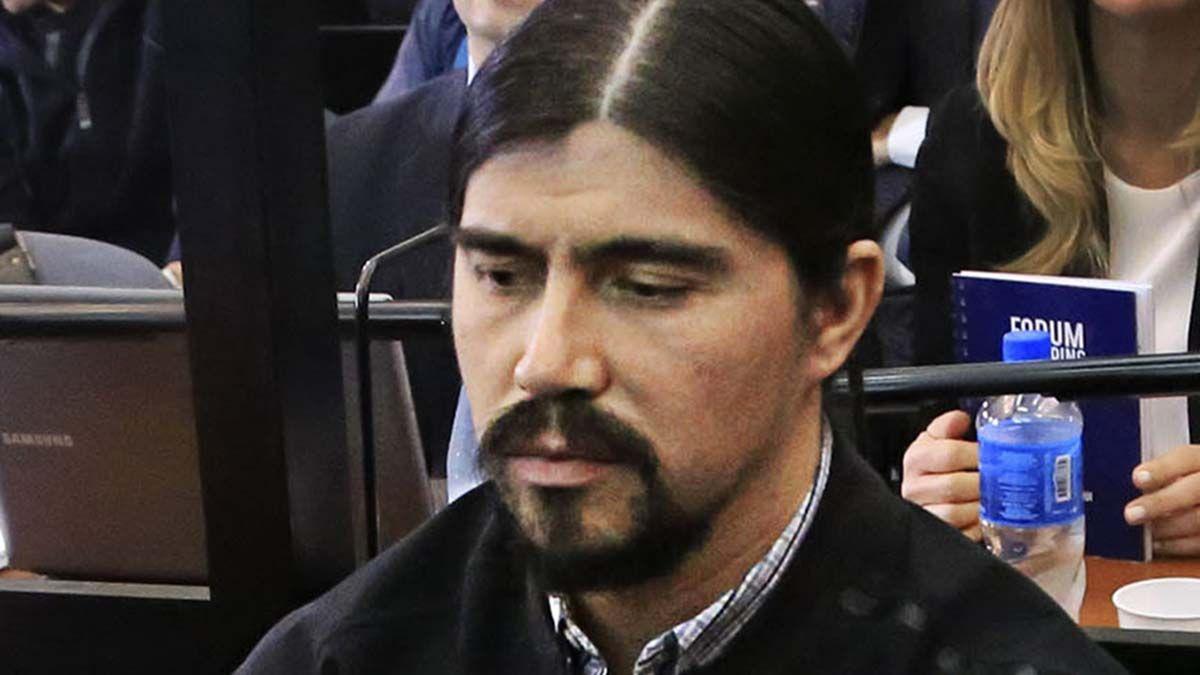 Martín Báezbeneficiado este viernes con prisión domiciliaria