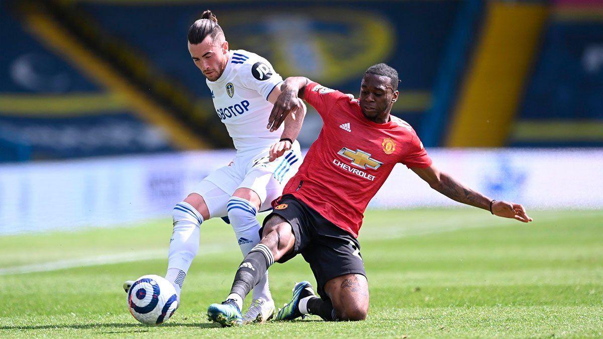El Leeds de Bielsa y el Manchester United quedaron a mano