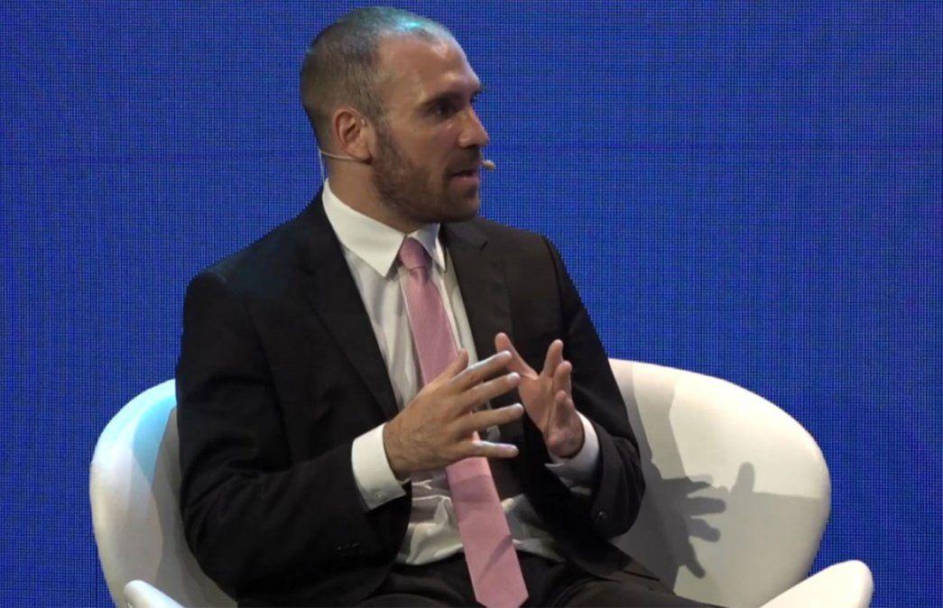 El ministro de Economía Martín Guzmán celebró las medidas del FMI.