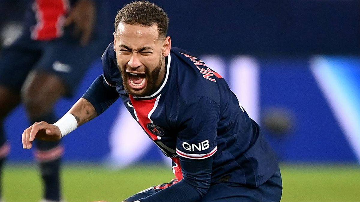 Hay muy malas noticias sobre la lesión de Neymar