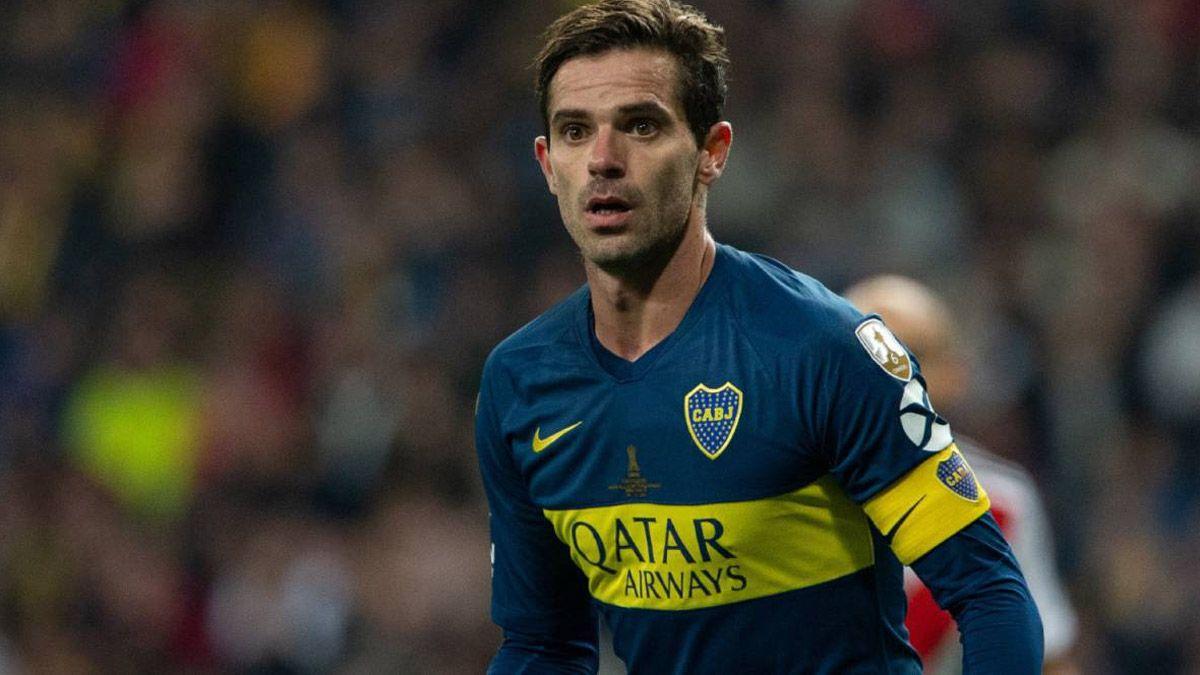 Fernando Gago y la chance de dirigir a River Plate
