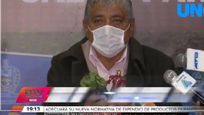 Ministro de Bolivia comparó el coronavirus con un personaje de Los Vengadores