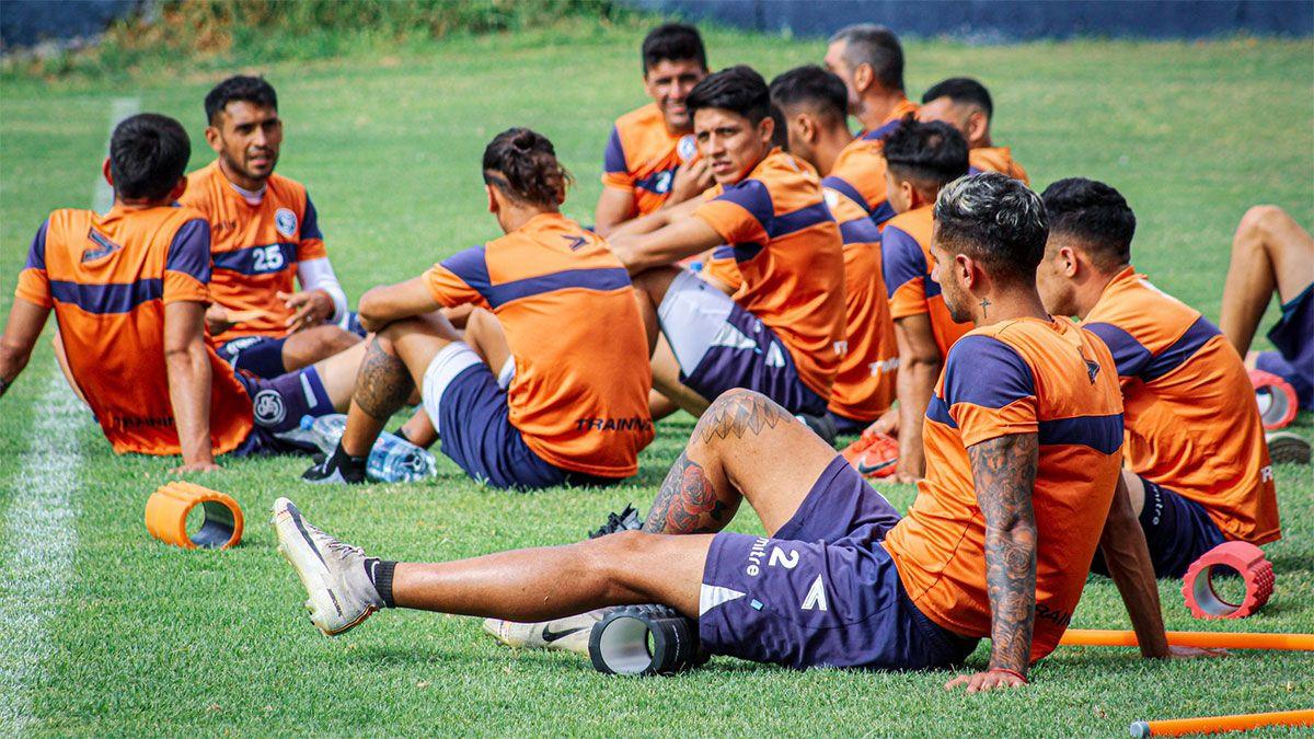 La Lepra partirá a Buenos Aires con equipo confirmado