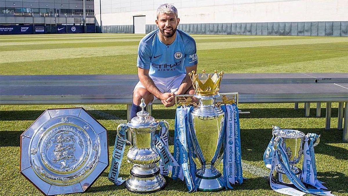 Con la derrota del United, Manchester City es campeón