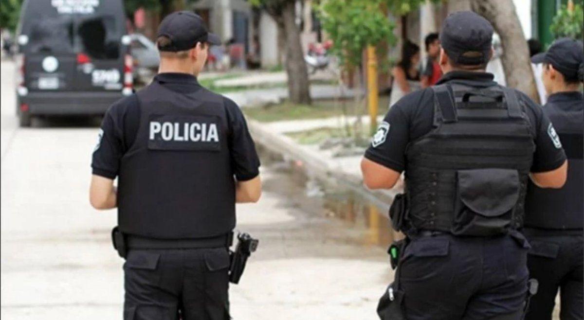 La policía evitó el robo en Guaymallén.
