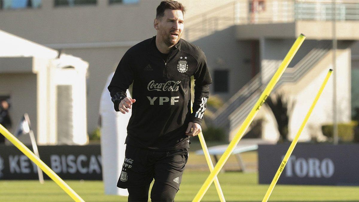 Cómo salieron los testeos de la Selección Argentina