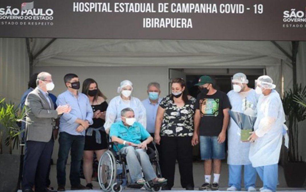 El gobierno de Brasil anunció que obtuvo resultados positivos en un tratamiento contra el Covid