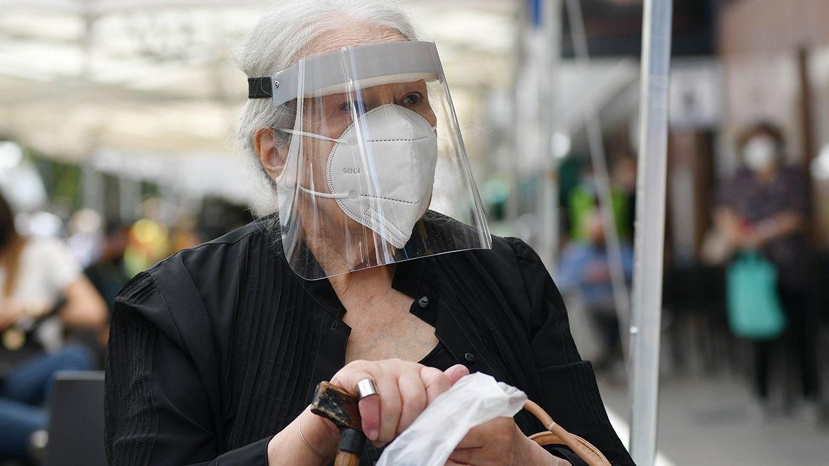 Este miércoles se informaron 107 muertes por coronavirus en Argentina.