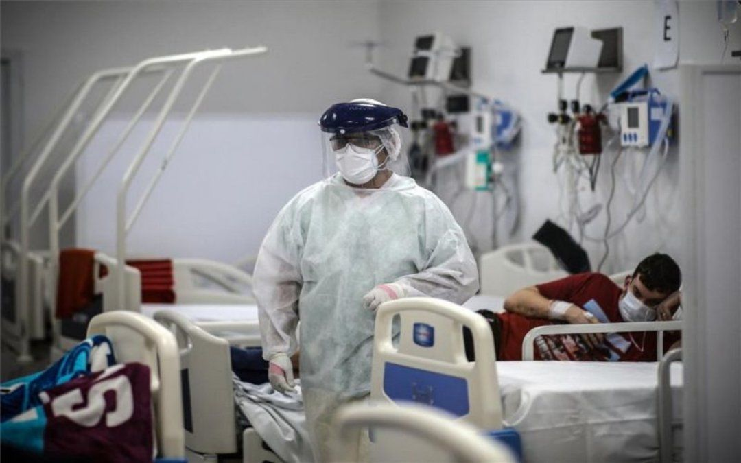 El paciente de 35 años estaba internado en el Hospital Marcial Quiroga