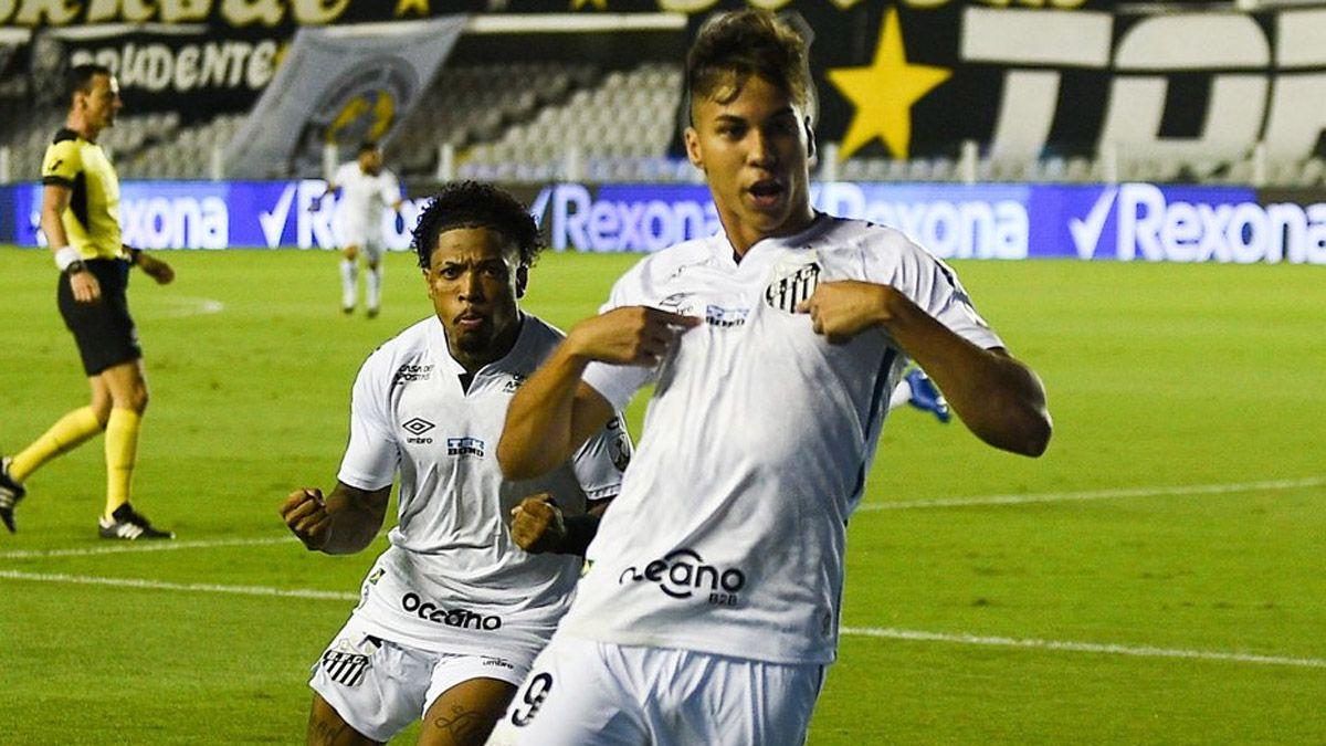 Santos liquidó su serie y espera por Boca o Racing en semis