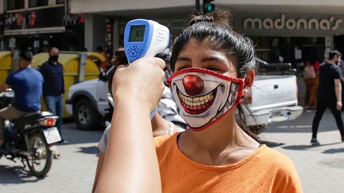 Argentina superó los 600.000 casos de coronavirus y las víctimas fatales suman 12.460