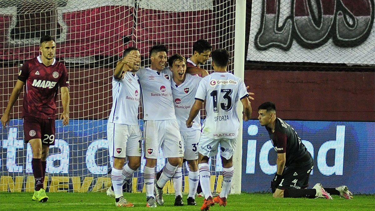 El Newells de Burgos logró su primera victoria en el torneo