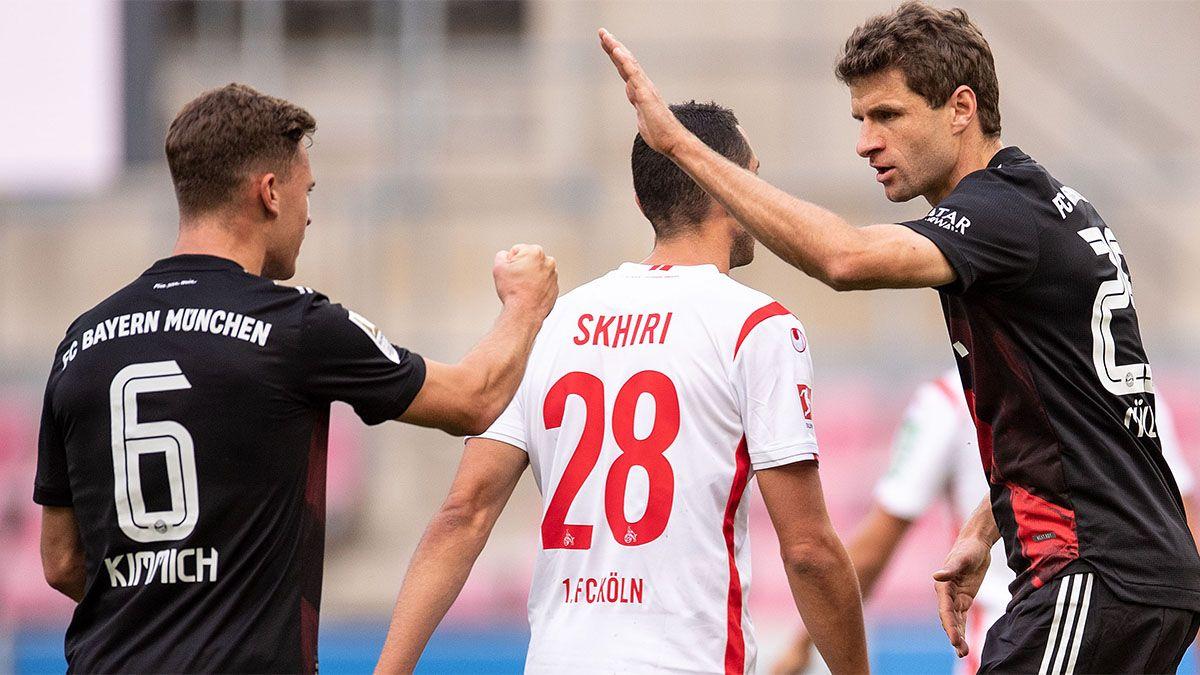 Bayern logró su cuarta victoria consecutiva y es líder