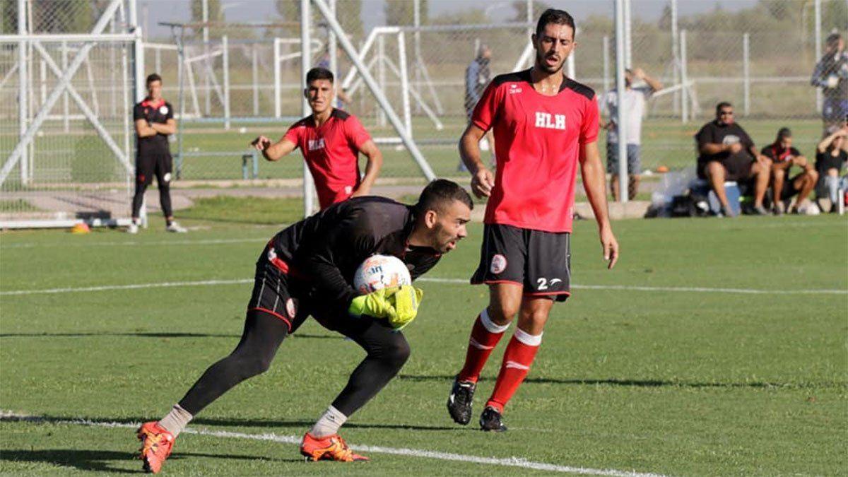 Luciano Silva se va a jugar a Gimnasia y Tiro de Salta.