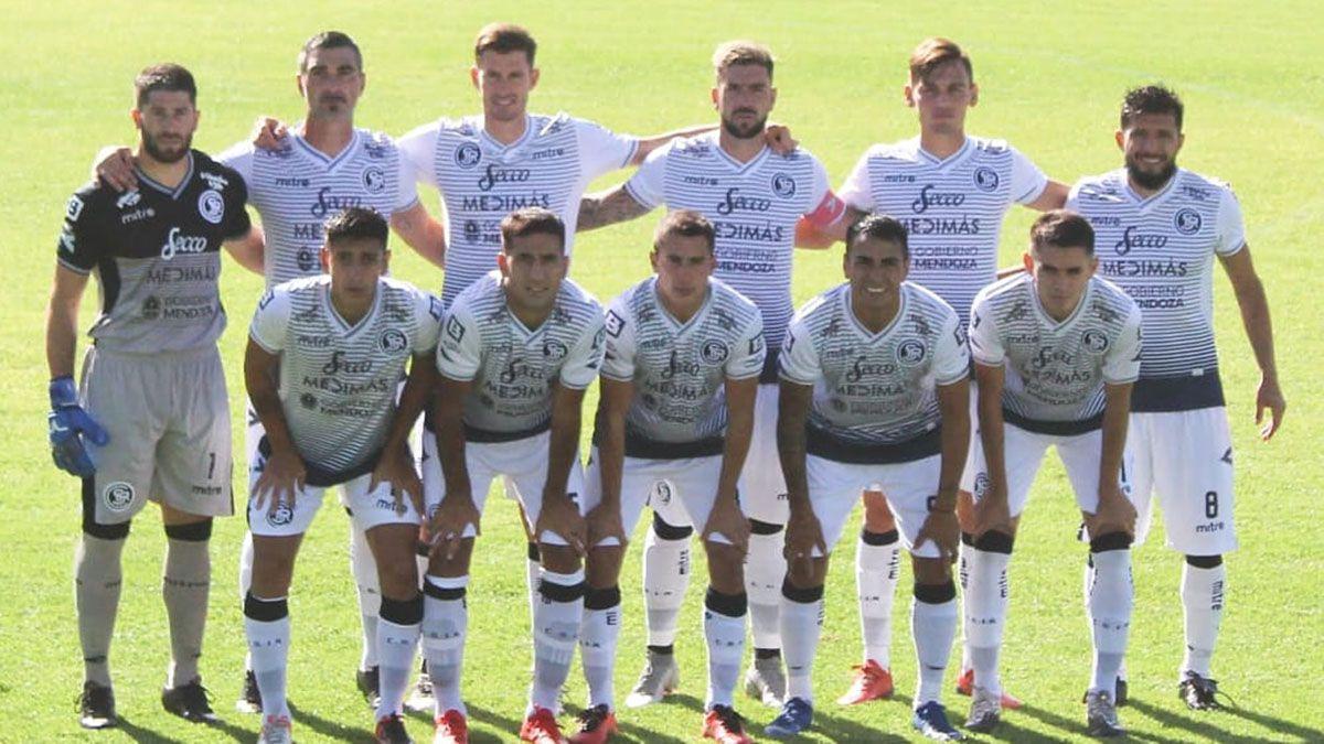 Independiente Rivadavia hará de local en San Juan ante Gimnasia y Esgrima de Jujuy.