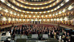 El Colón ofrecerá cursos online y gratuitos de música y danza para 260 jóvenes