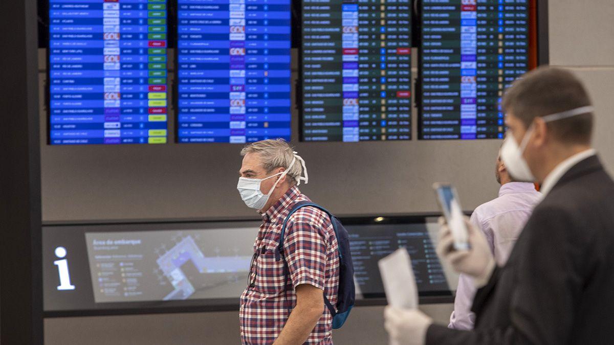 Este viernes vence la prohibición de vuelos con el Reino Unido