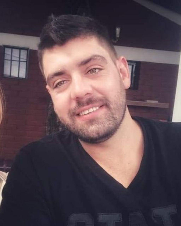Moisés Pérez, víctima del ataque en patota.