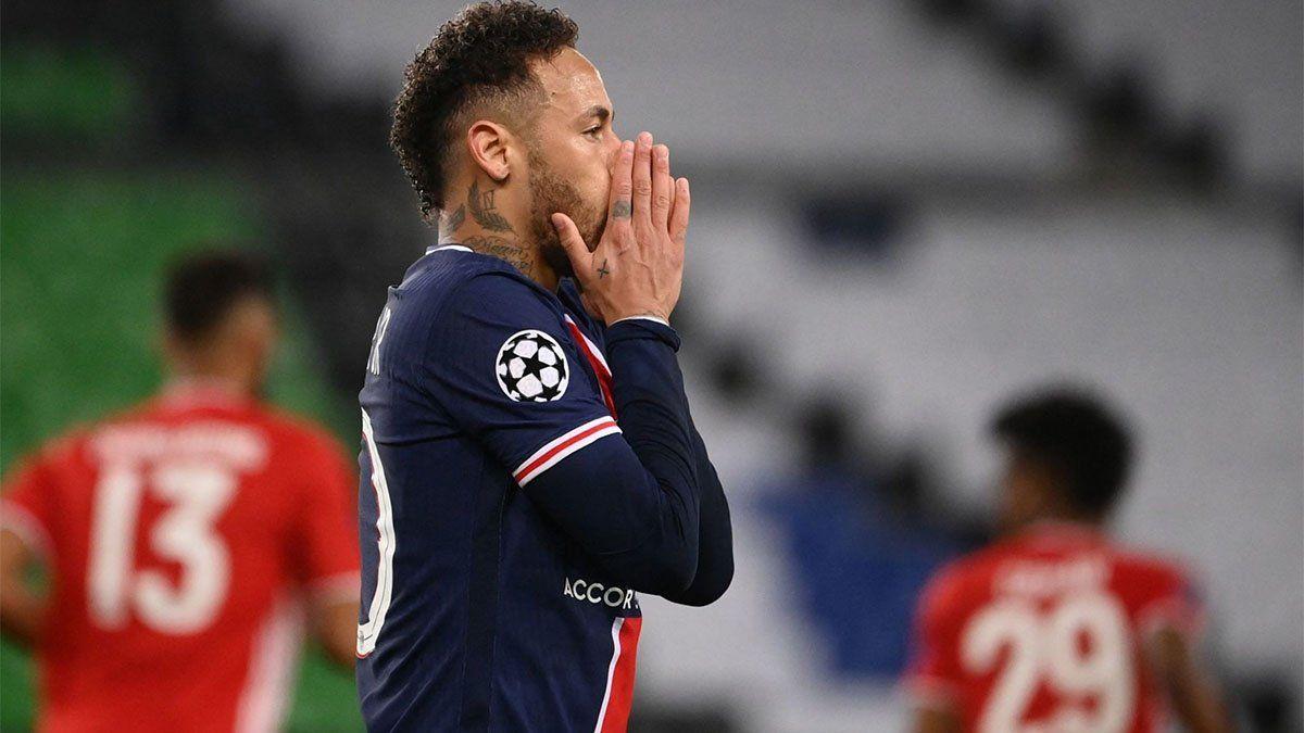 A Neymar le dieron a elegir entre Messi y Mbappé y no dudó