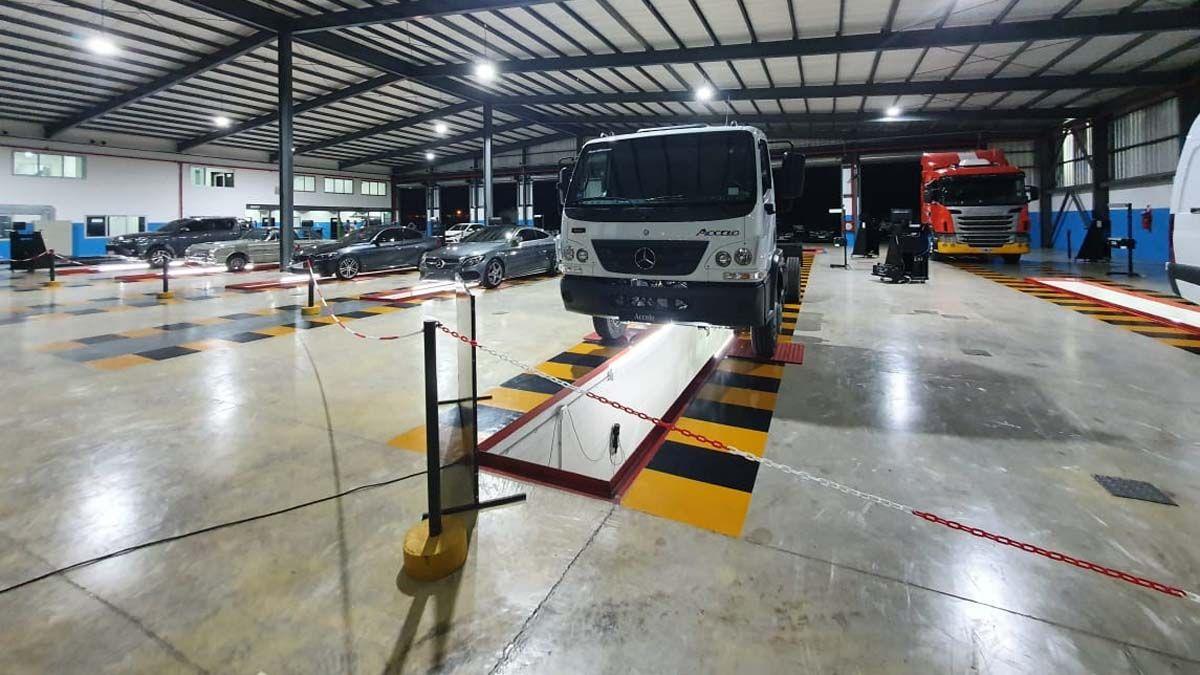 Mendoza ya tiene 15 talleres para la RTO de vehículos