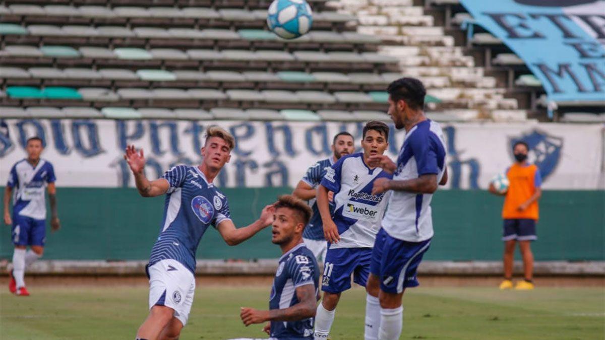 La Lepra jugó mal y perdió 3 a 0 ante Alvarado