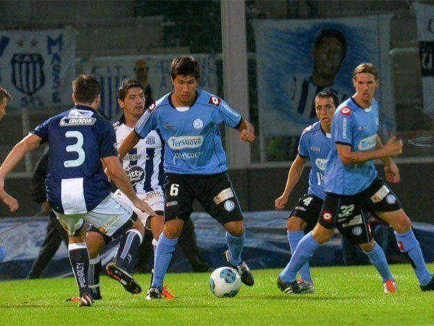 Talleres se quedó con el clásico y eliminó a Belgrano de la Copa
