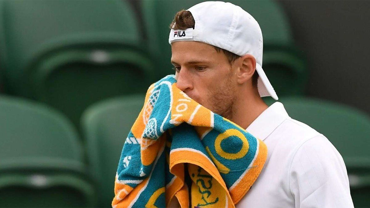 Diego Schwartzman cumplió con el trámite y avanzó de ronda en Wimbledon.