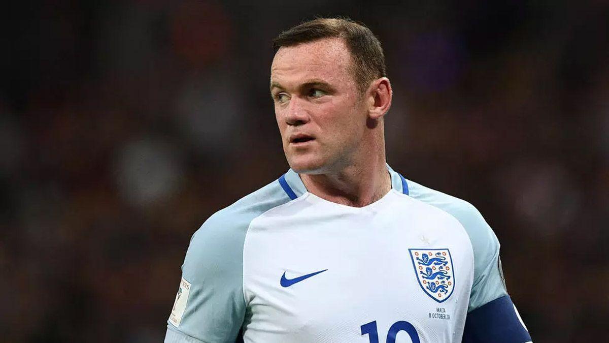Rooney y una frase sobre Messi que no cayó muy bien