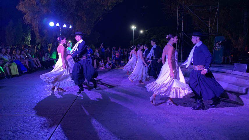En Ciudad hubo una Fiesta de la Vendimia sin postulantes a reina