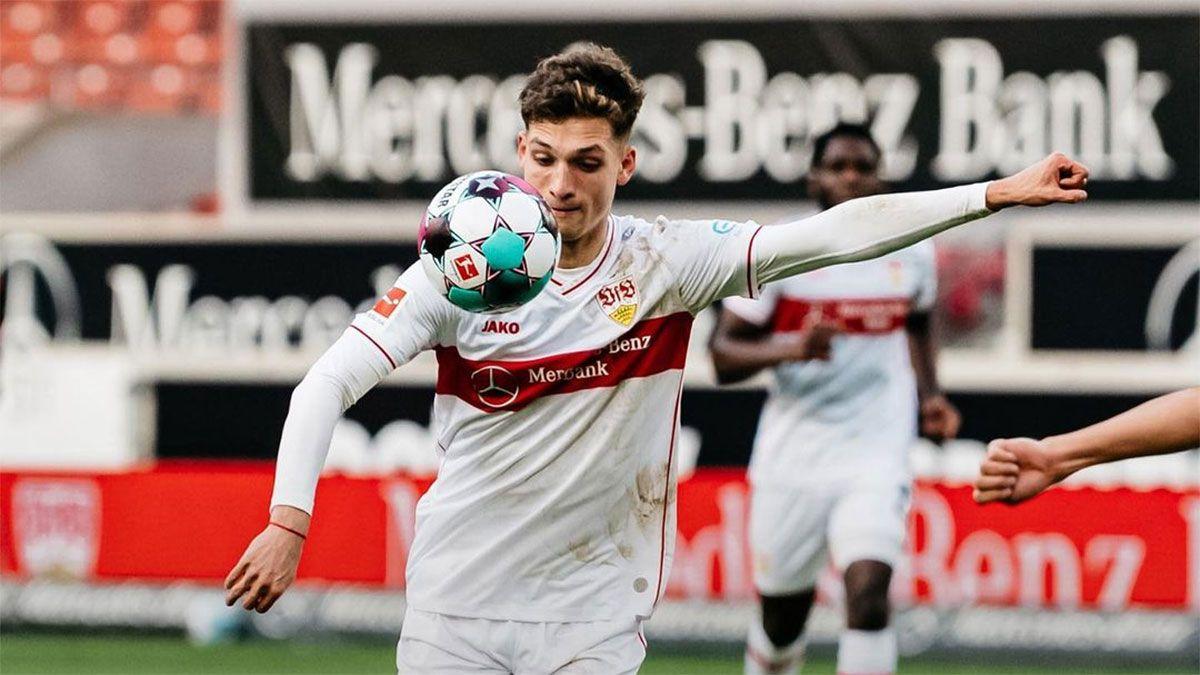 Mateo Klimowicz fue citado a la Selección de Alemania Sub-21
