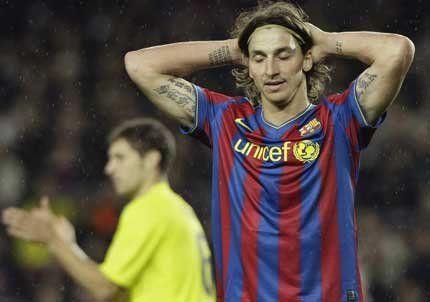 Sin Messi, Barcelona no pasó del empate ante el Villarreal