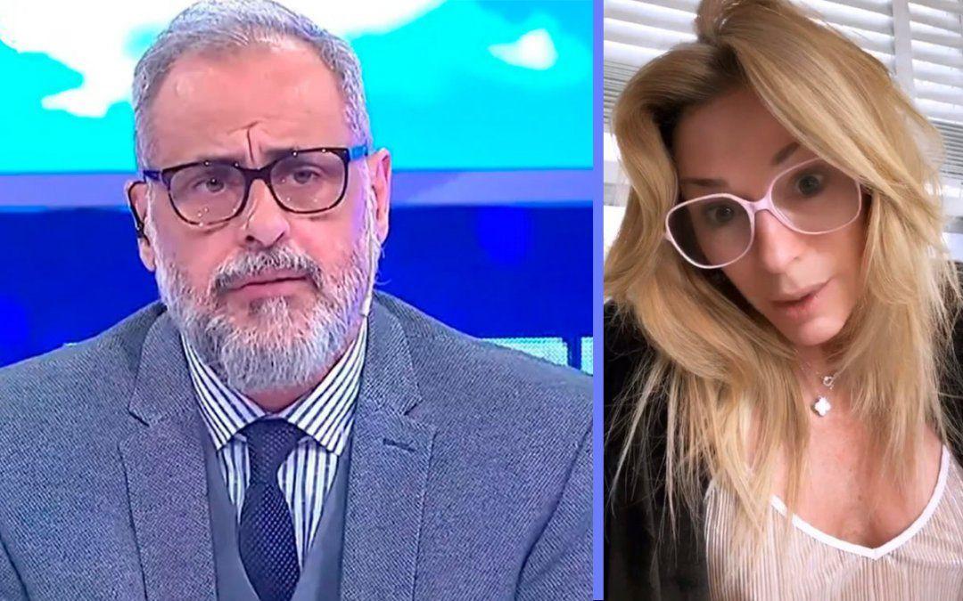 ¡Inesperado! Yanina Latorre apoyó la salida de Jorge Rial: Me pareció brillante