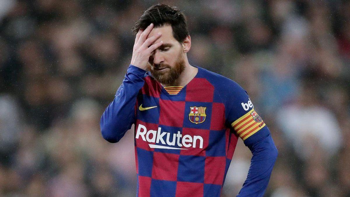 Messi ya no está entre los más cotizados.