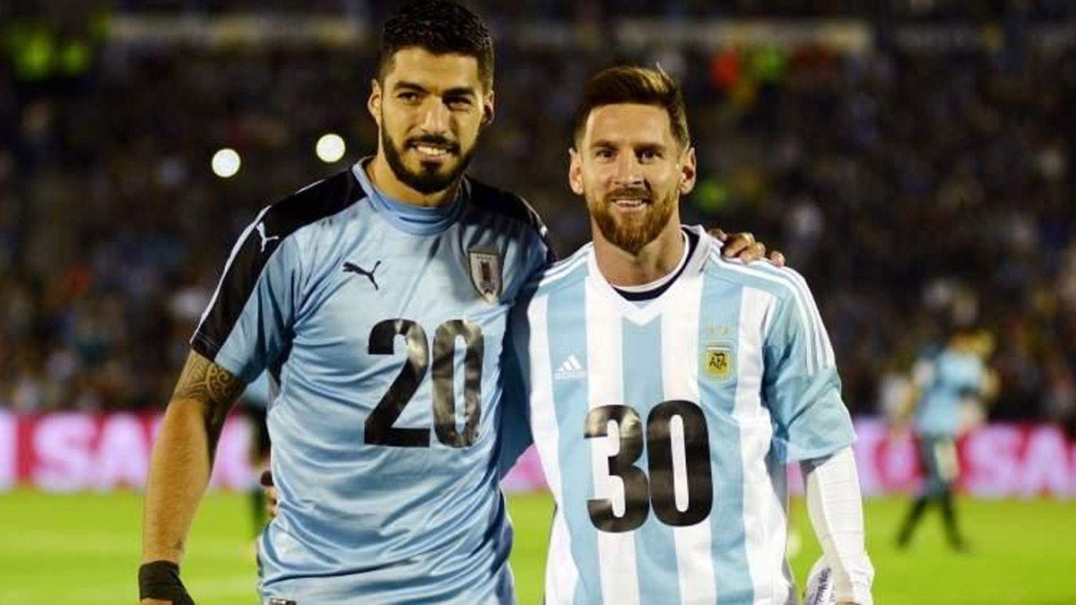 Argentina podría jugar ante Uruguay y Brasil en Europa